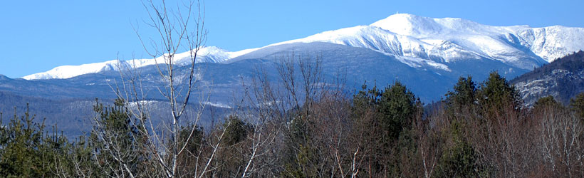 Mount Washington from Intervale