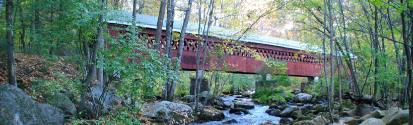 Brookline Covered Bridge