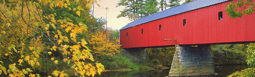 Swanzey Covered Bridge